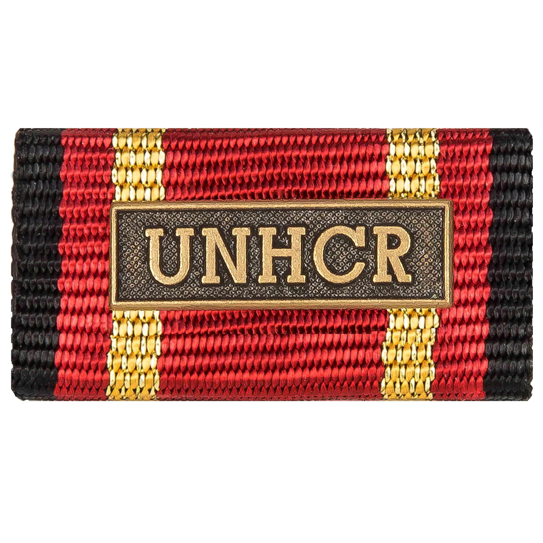 Ordensspange Auslandseinsatz UNHCR bronze