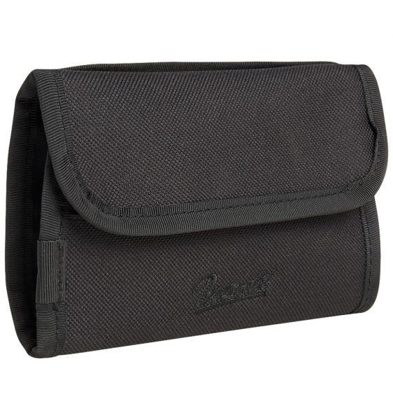 Portafogli Wallet Two marca Brandit colore nero