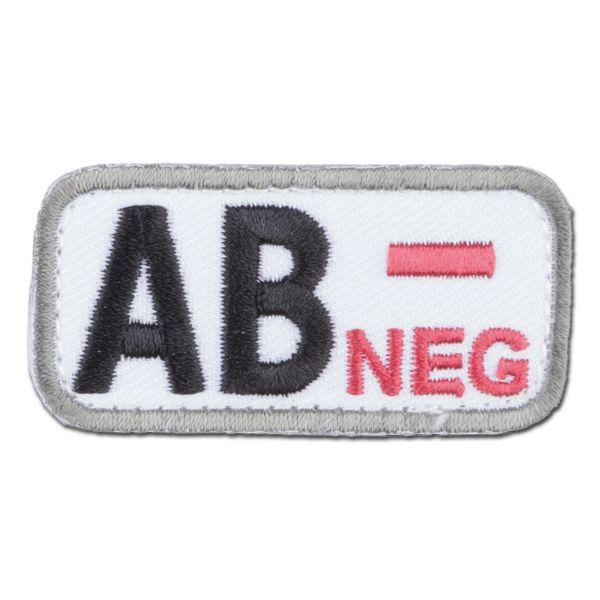 MilSpecMonkey Patch Blutgruppe AB Neg medical
