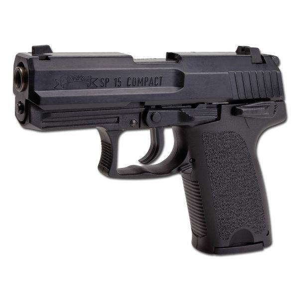 Pistola SP15 Compact nera