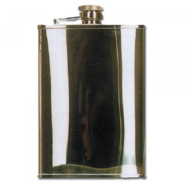 Fiaschetta borraccia in acciaio inox 220 ml
