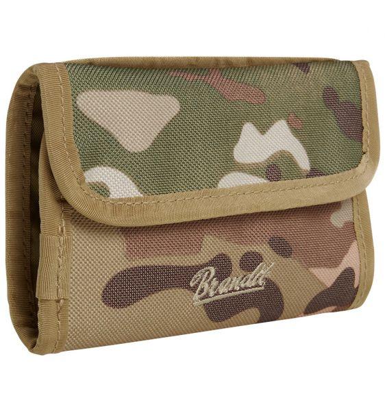 Portafogli Wallet Two marca Brandit tactical camo