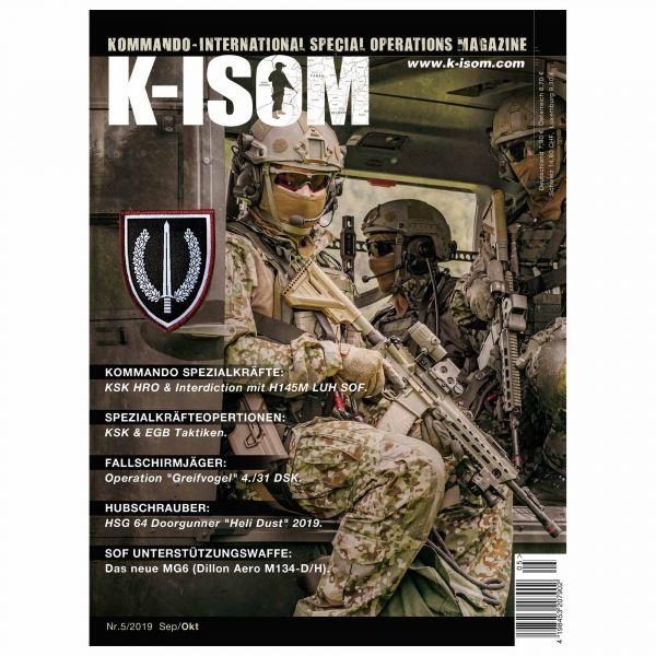 Mensile Kommando K-ISOM edizione 05-2019