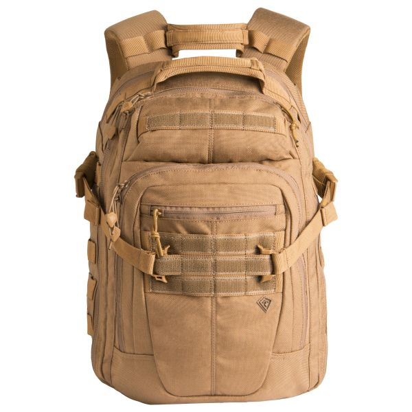 Zaino Specialist Half-Day marca First Tactical coyote