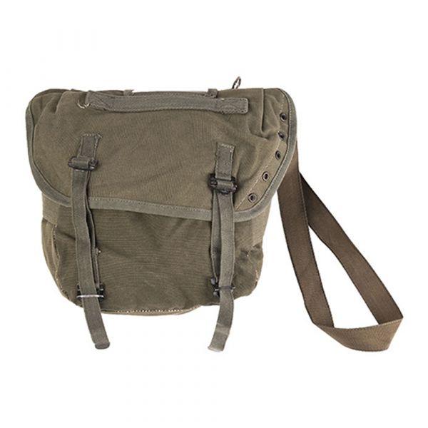 Tasca tracolla militare US M56 Style Butt verde oliva usata