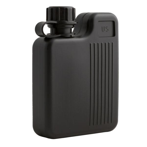 Borraccia da campo Backpack Canteen 1 L nera
