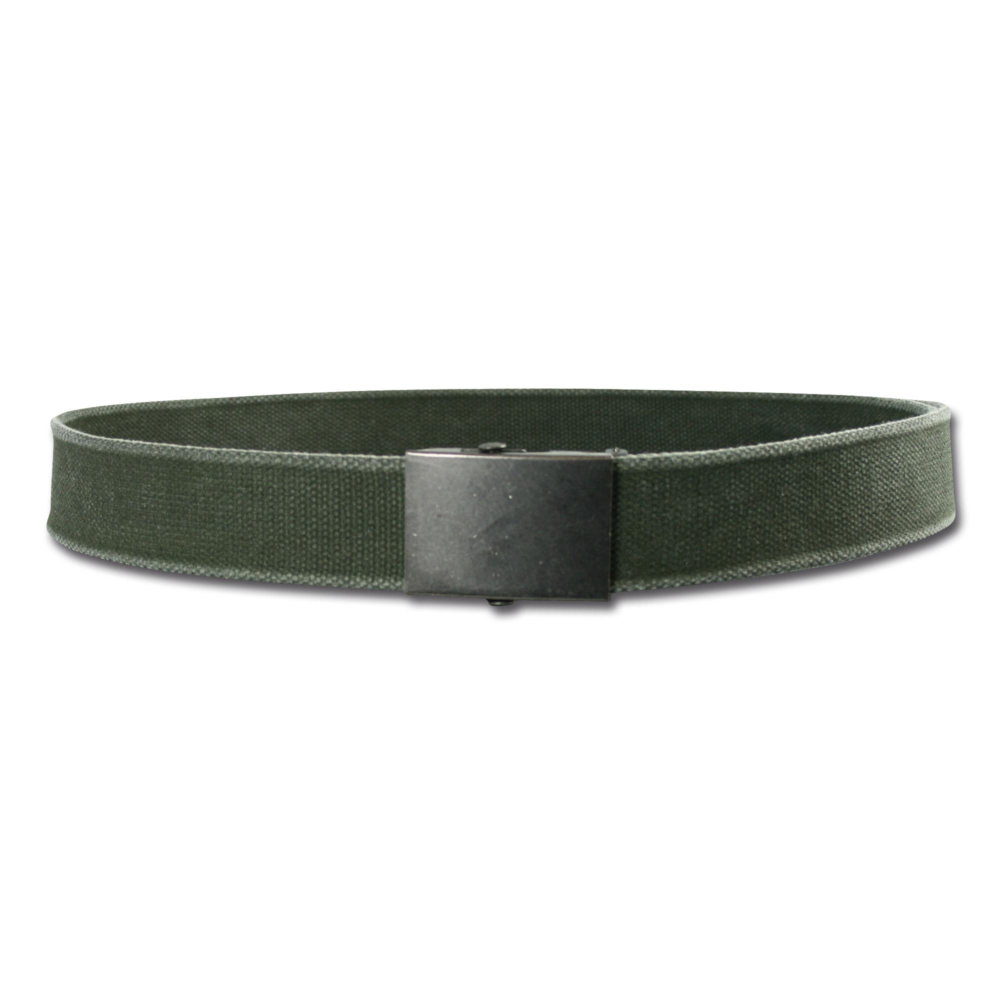 Cintura Web Vintage oliva