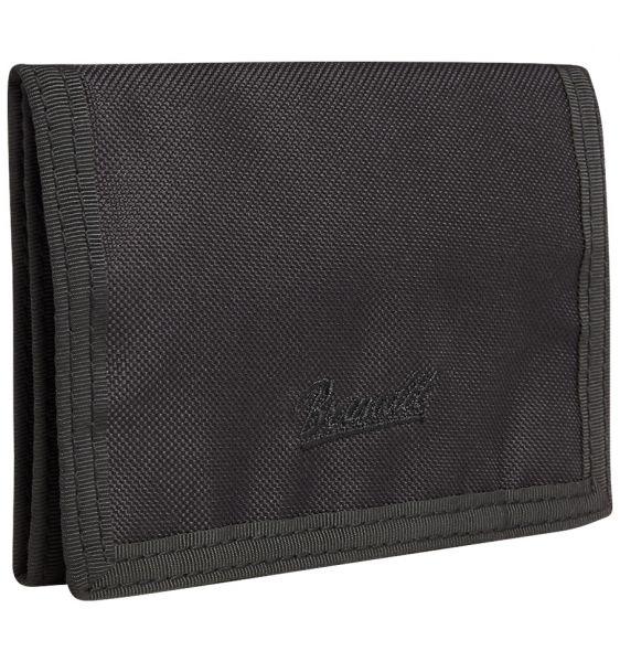 Portafoglio Wallet Three marca Brandit nero
