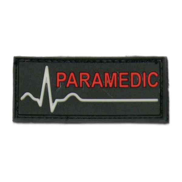 3D-Patch PARAMEDIC nera