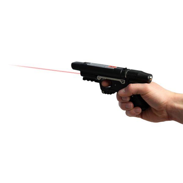 Pistola difesa personale JPX Jet Protector con laser integrato