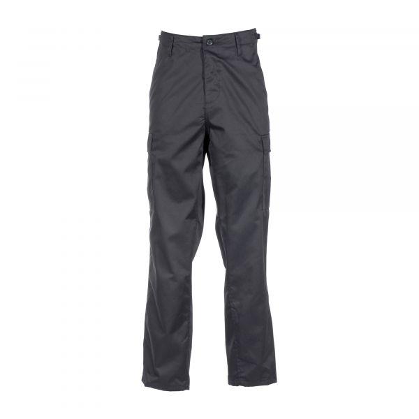 Pantaloni stile Ranger colore nero