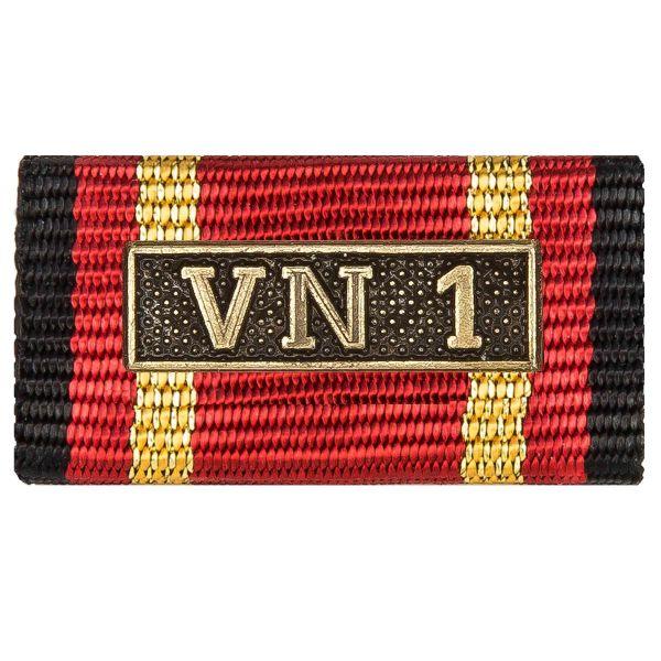 Ordensspange Auslandseinsatz VN 1 bronze