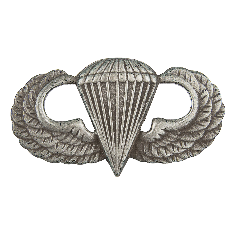 Distintivo US Para Basic metallo