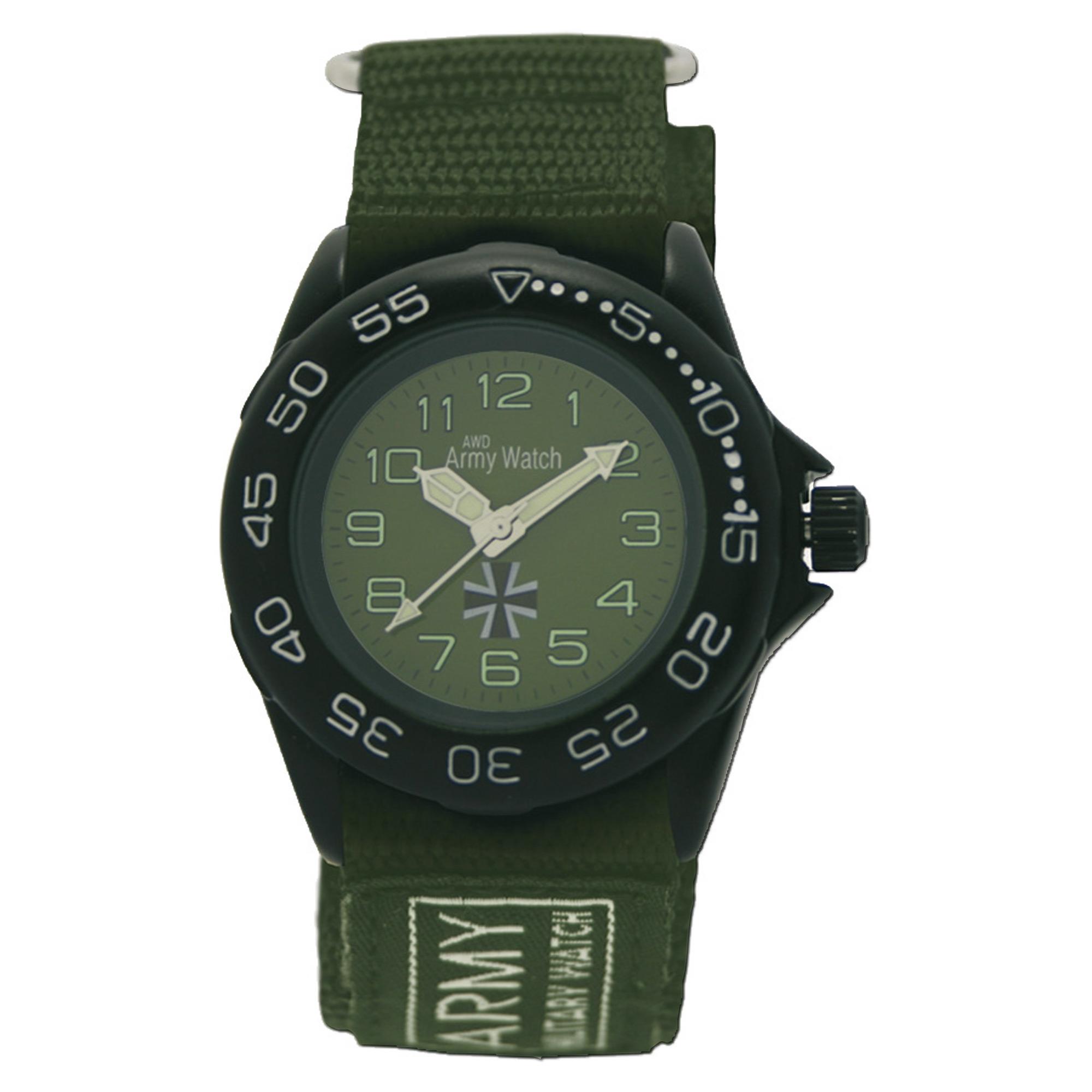 Orologio militare, marca Army Watch
