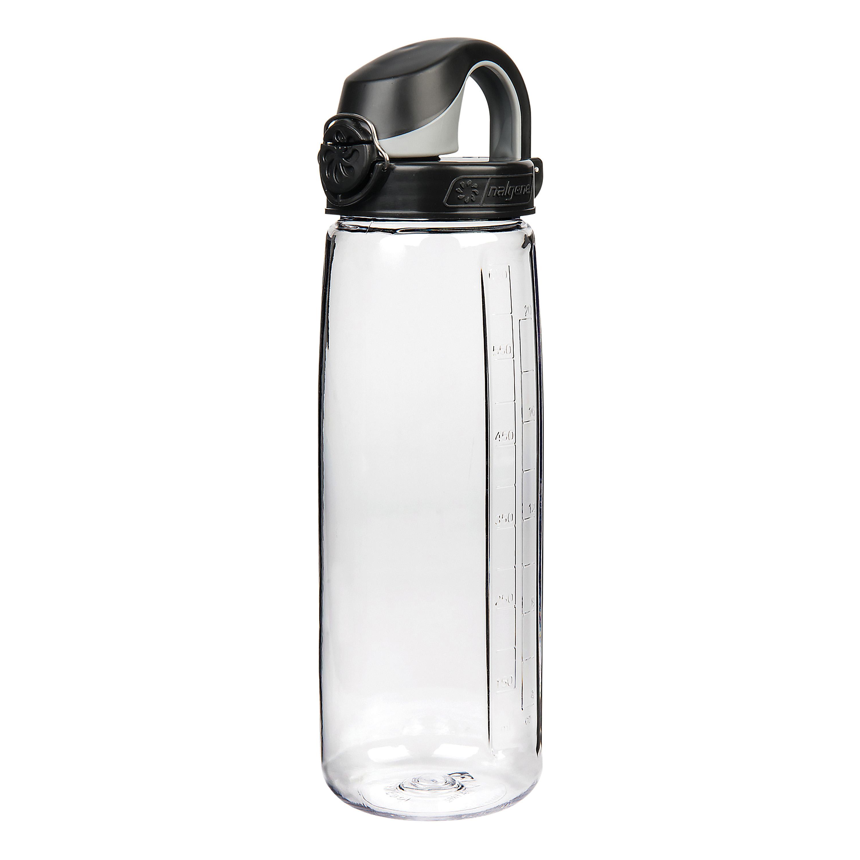 Bottiglia da 0,7 L, Everyday OTF, Nalgene, trasparente/nero