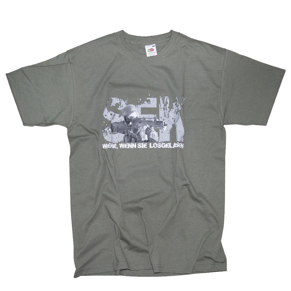 T-Shirt SEK Milty69 olive