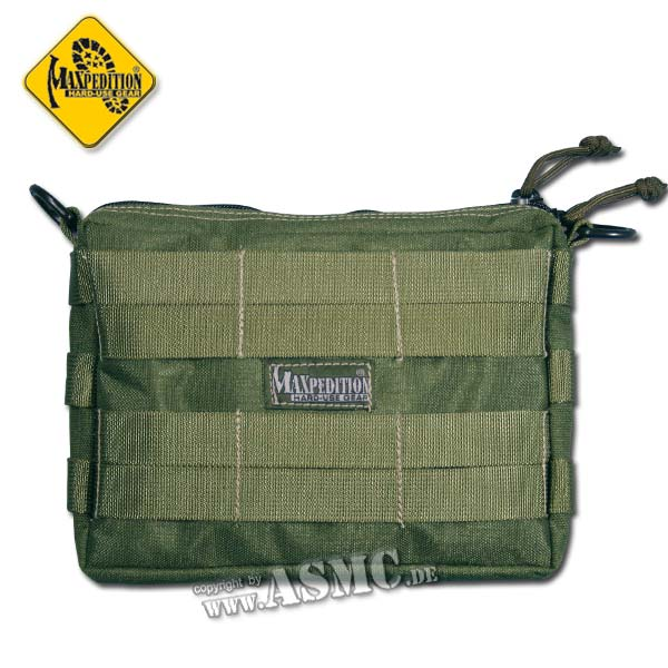 Maxpedition Tactile Pocket grande oliva