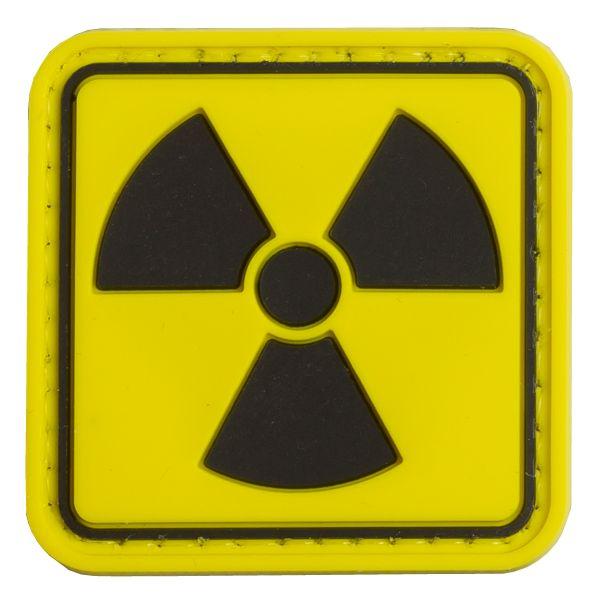 Patch 3D TAP Radioaktiv colori vivi
