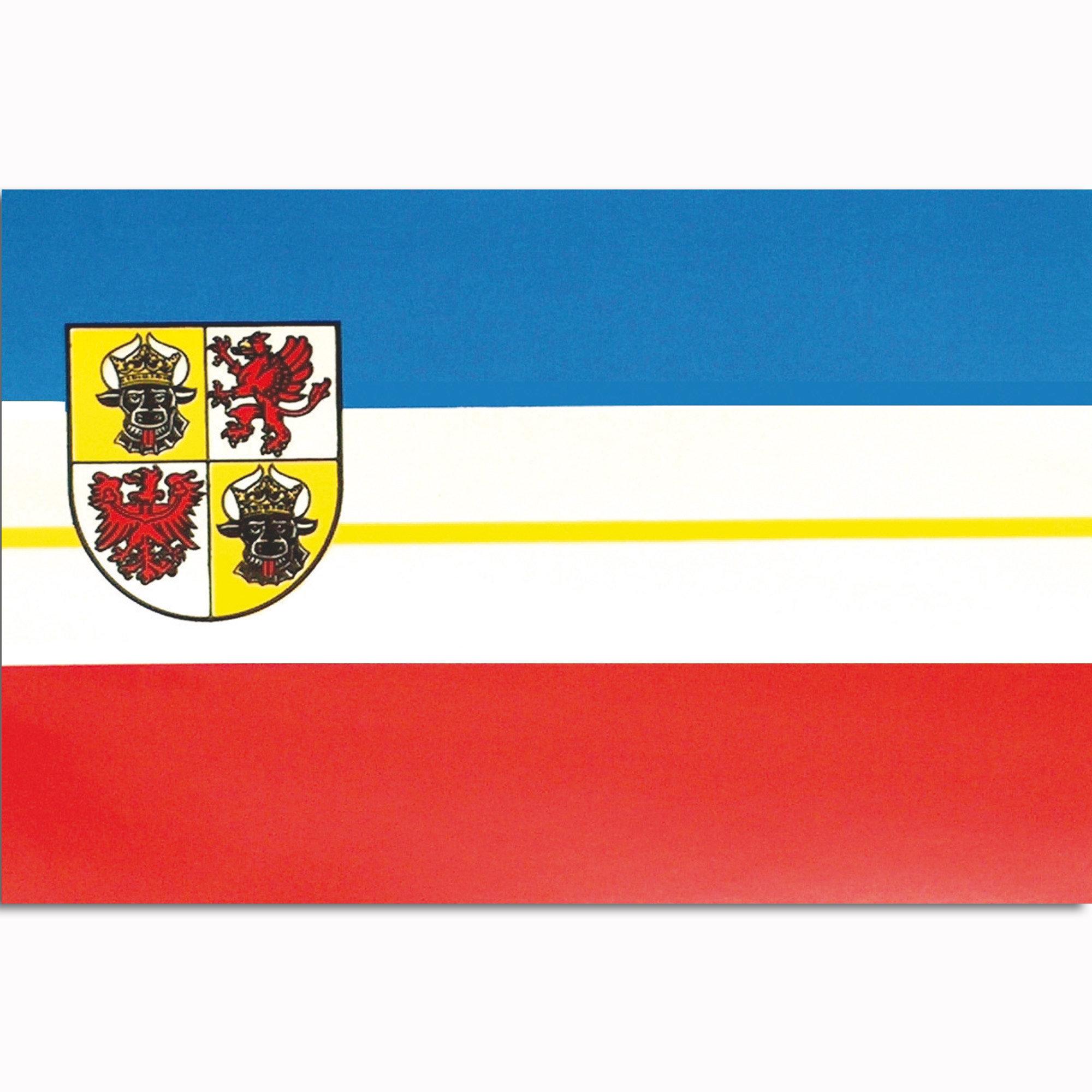 Sticker Mecklenburg-Vorpommern