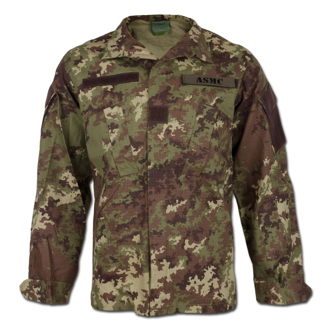 Verde Oliva Ripstop Camicia Da Campo Tutte Le Taglie Cotone Esercito Tattico