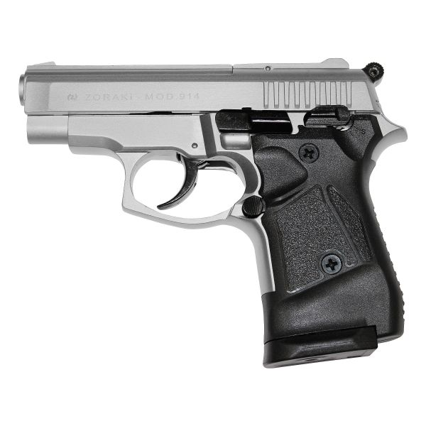 Pistola Zoraki 914 chrom
