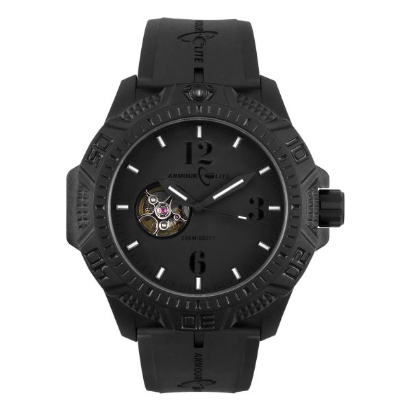 Orologio ArmourLite Caliber AL1214 nero