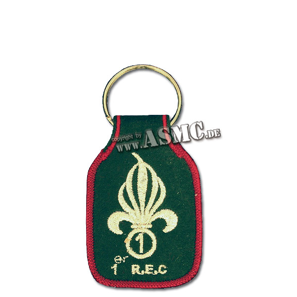 Key ring Foreign Legion 1er REC