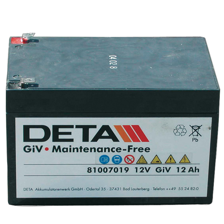 Batteria BTG 12V/12Ah