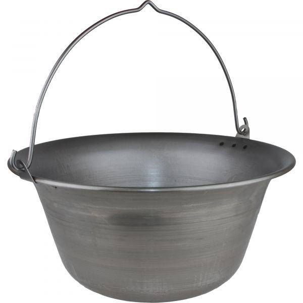 Paiolo ungherese per gulasch in ferro 14 L