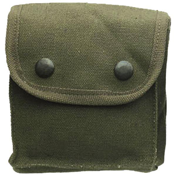 Tasca da cintura militare Para verde oliva