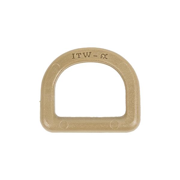 ITW Nexus D-Ring 25mm tan