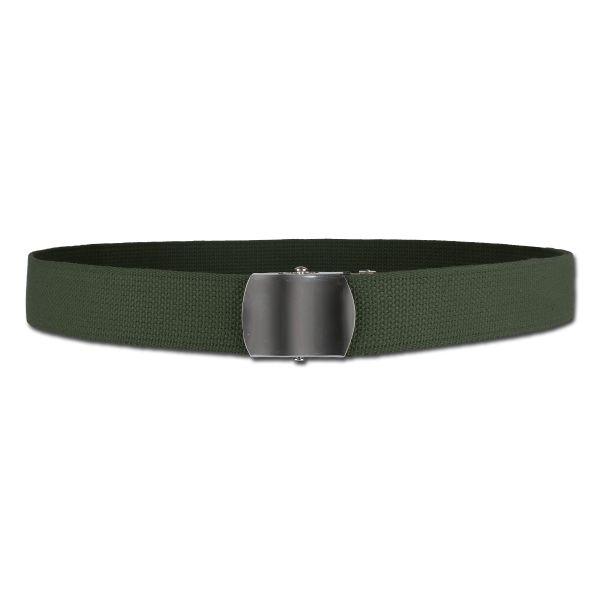 US cintura pantaloni oliva