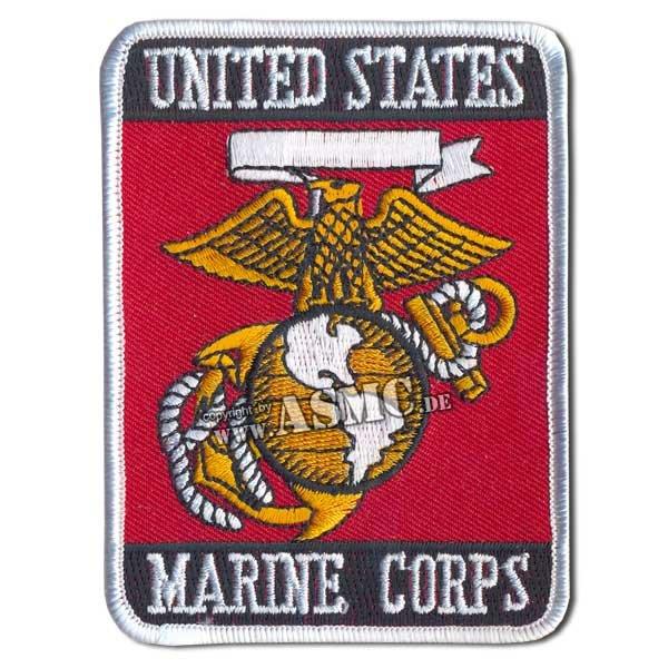 Insignia US Marine Corps cloth