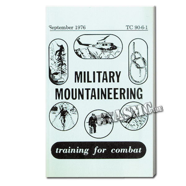 Book Military Mountaineering