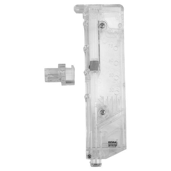 Speedloader softair G&G trasparente
