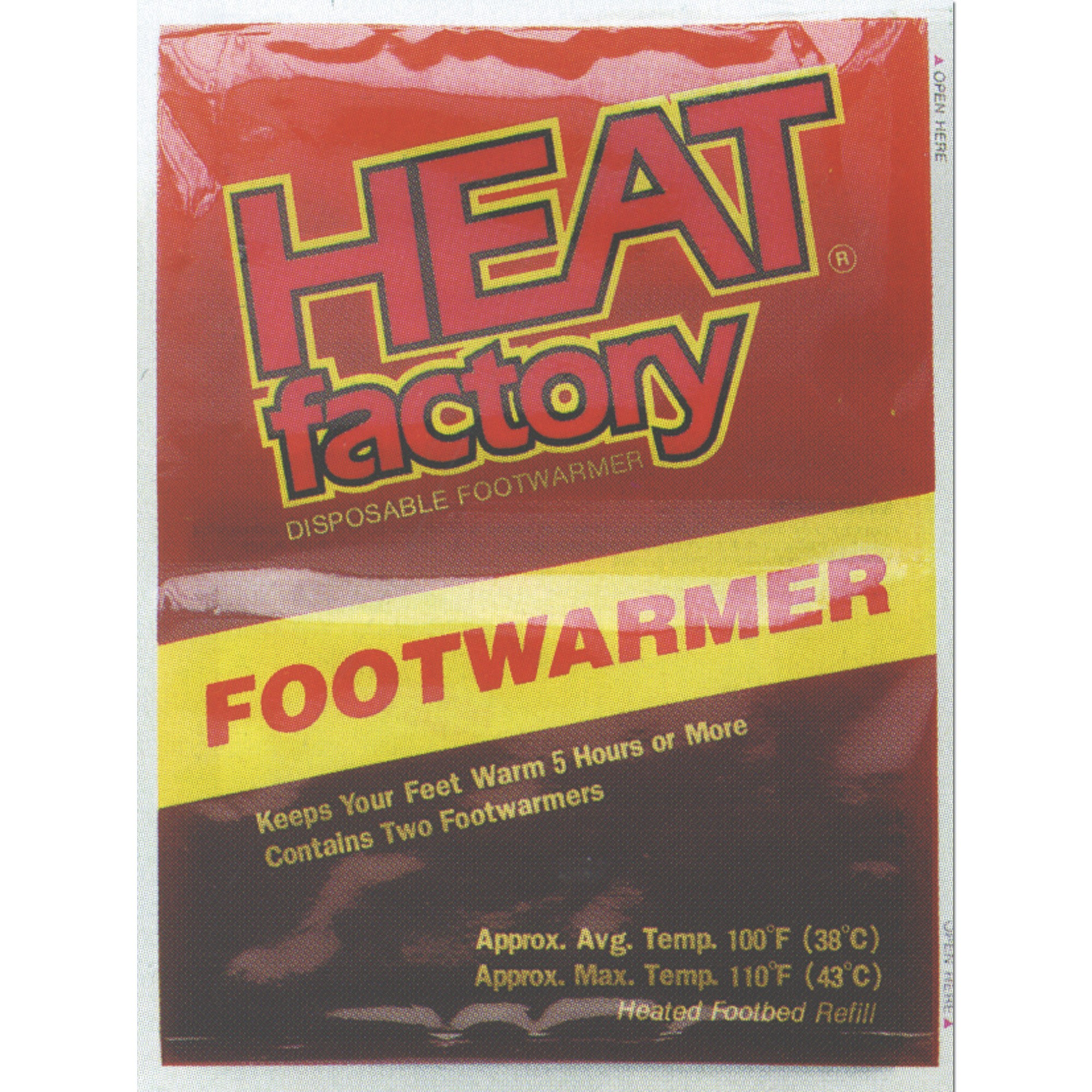 Footwarmer Replacement