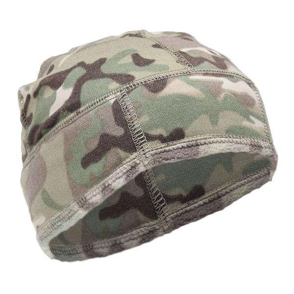 Cappello in pile, Esercito Tedesco, fantasia multicamo