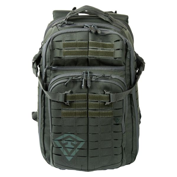 Zaino Tactix 0.5 Day Backpack marca First Tactical verde oliva