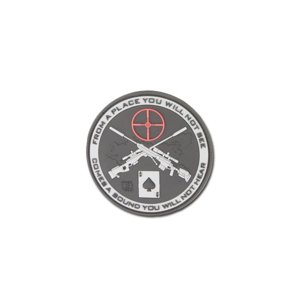 Patch 3D Sniper swat