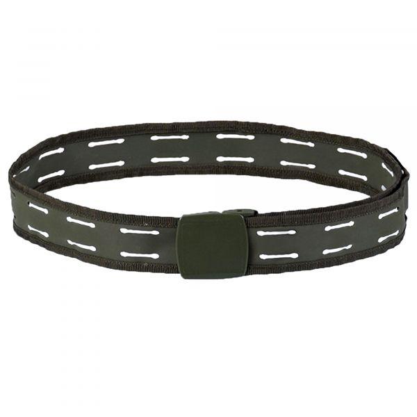 Cintura Mil-Tec Quick Release Laser Cut verde oliva