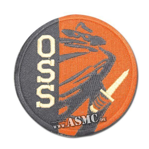 Insignia US textil OSS