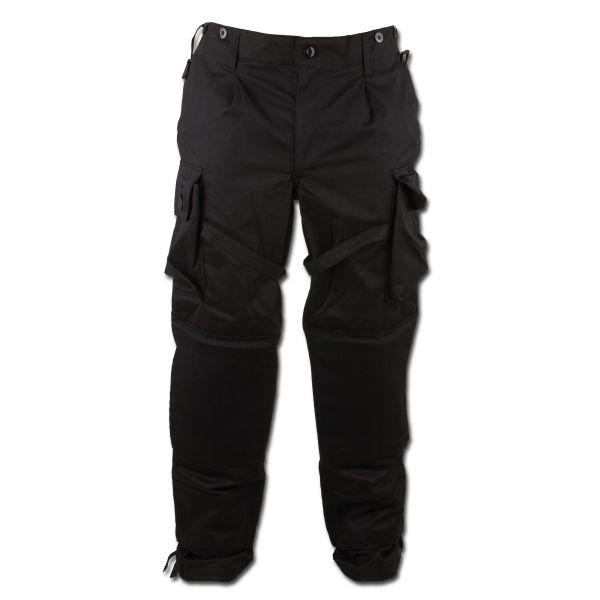 Pantalone da combattimento Ripstop Leo Köhler nero