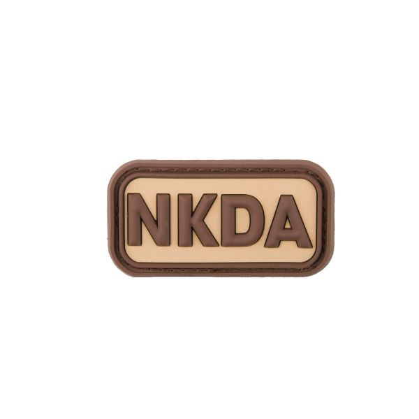 3D-Patch NKDA - No Known Drug Allergies desert