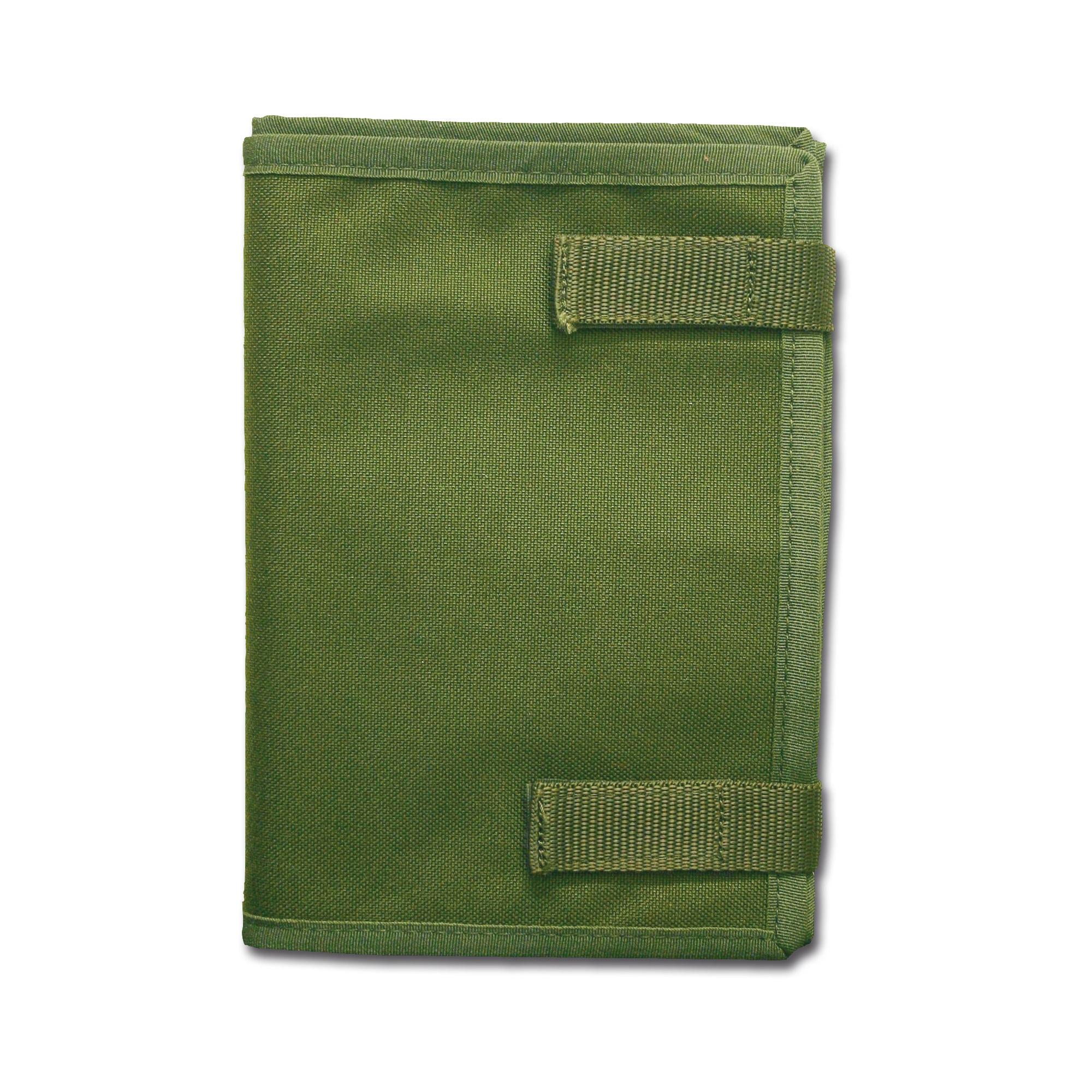 Porta documenti, TacGear, verde oliva