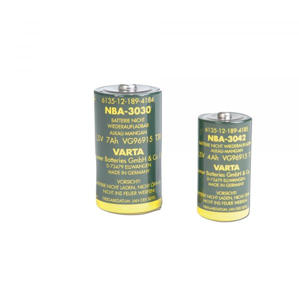 Batteria BW Mono (D-cell) da 1,5 V R20S