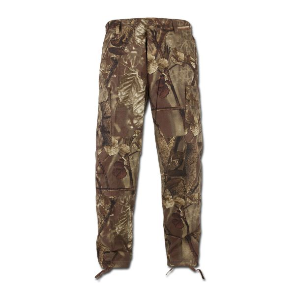 Pantalone BDU Ripstop Hunter colore marrone