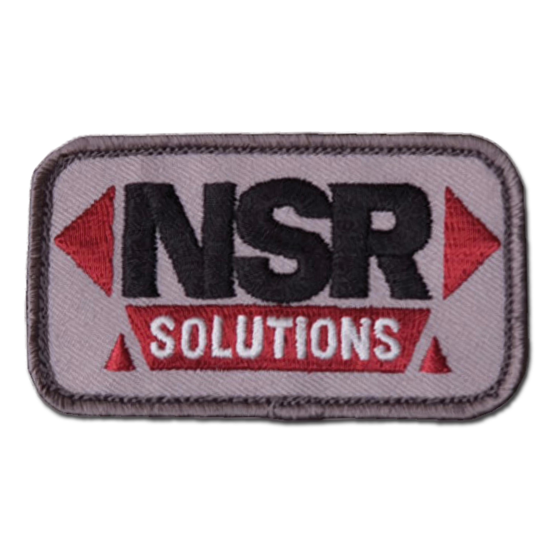 MilSpecMonkey Patch NSR Solutions grey