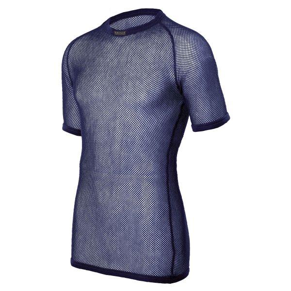Maglietta intima funzionale Brynje colore blu