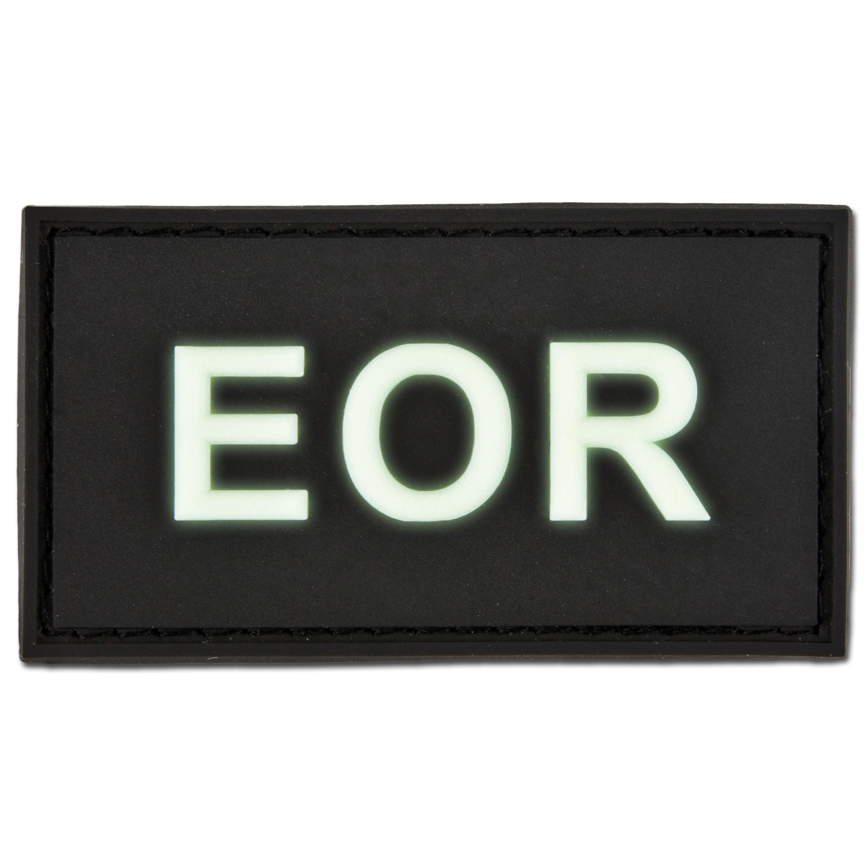 Patch 3D EOR Explosive Ordnance Reconaissance riflettente