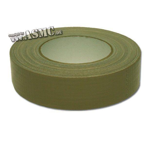 Nastro adesivo panzer verde oliva larghezza 50 mm